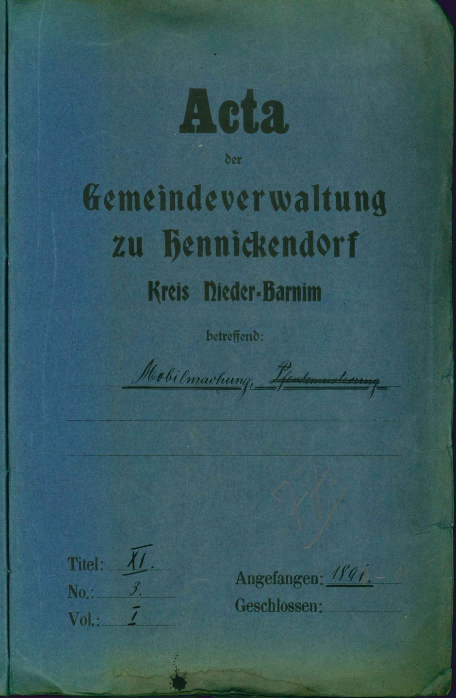 Archivgesetz