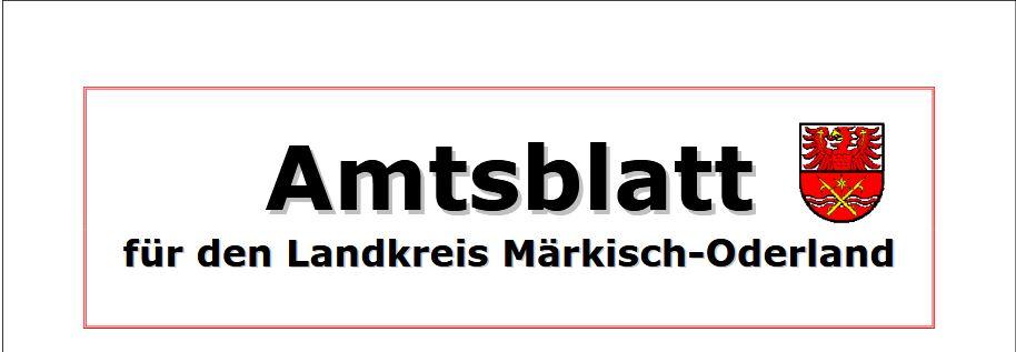 amtsblatt mol