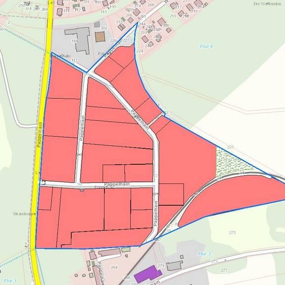 Hennickendorf Pappelhain Auslastung  2021